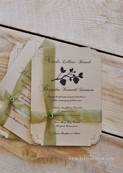 diy invitations ideas craftaholics anonymous 174 10 tips for diy wedding invitations