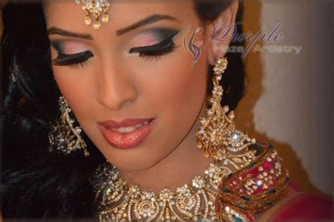 Purple Haze Artistry   Indian Bridal Make Up Artists, Hair