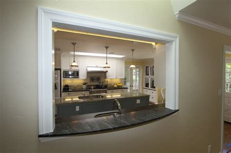kitchen pass through design pictures small kitchens with pass throughs traditional kitchen