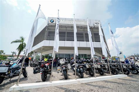 Bmw Motorrad Kuantan millennium welt opens new bmw motorrad dealership in
