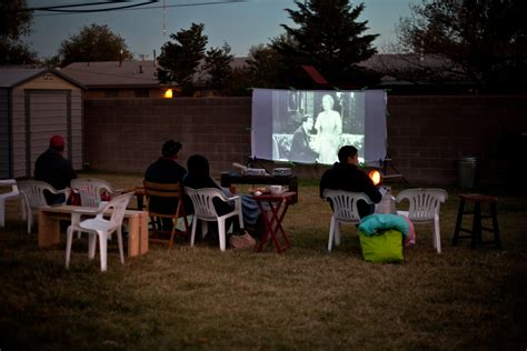 the backyard documentary backyard movie night halloween theme our life