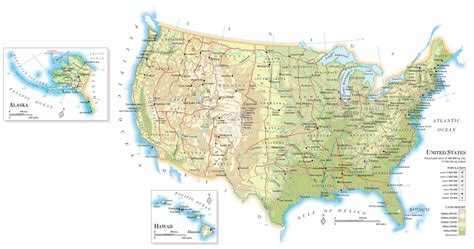 geographical map of the united states of america usa state maps interactive state maps of usa state maps