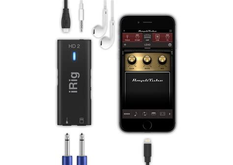 review ik multimedia irig hd 2 ask audio