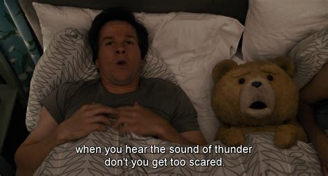 afraid of thunder scared of thunder quotes quotesgram