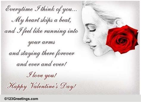 A Romantic Valentine's Day Poem  Free Poems & Quotes