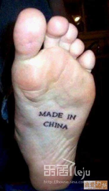 made in china tattoo foreigners tattoos chinahush