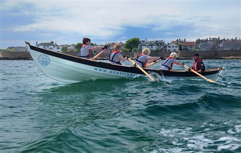 skiff boat rowing vote for your boat st ayles skiff nominated for top award