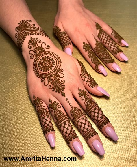 top 10 must try henna designs for your sister s wedding