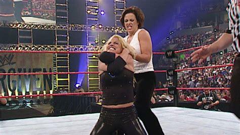 trish stratus matches trish stratus vs molly holly unforgiven 2002 women s