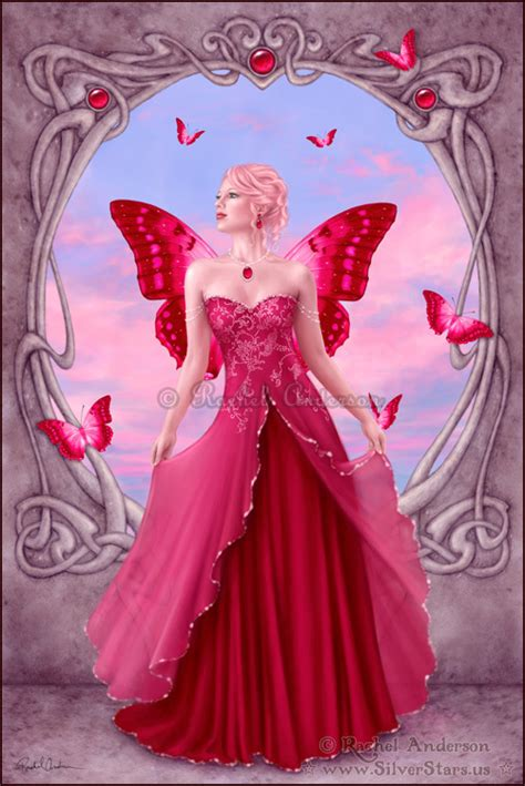birthstones fairies leo images ruby july birthstone hd wallpaper and