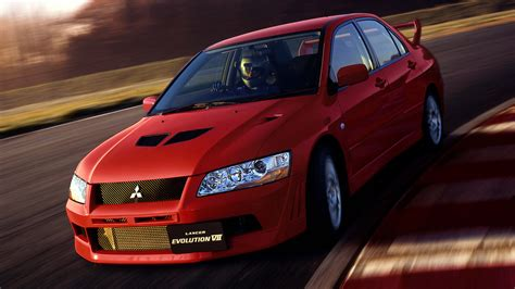 mitsubishi lancer gsr evolution vii wallpapers hd