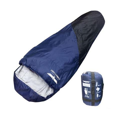 Light Sleeping Bag compact light sleeping bag