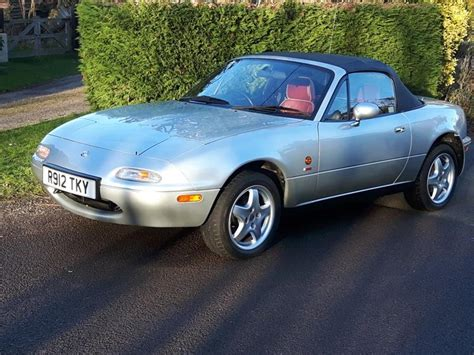 how to sell used cars 1997 mazda mx 6 head up display used 1997 mazda mx 5 mk1 harvard for sale in maldon pistonheads