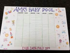 baby pool calendar template 6 best images of baby due date chart printable baby due