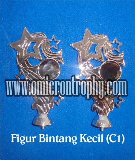 Piala Mini Trophy distributor jual bahan piala trophy plastik figur