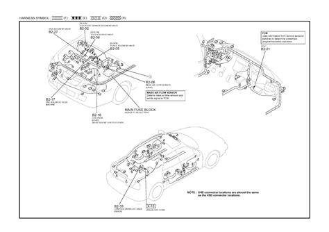 2002 ford focus engine diagram 2004 ford focus 2 3l mfi dohc pzev 4cyl repair guides
