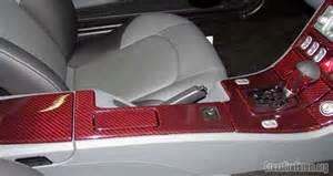 Chrysler Crossfire Dash Kit Molded Carbon Fiber Dash And Pieces Crossfireforum