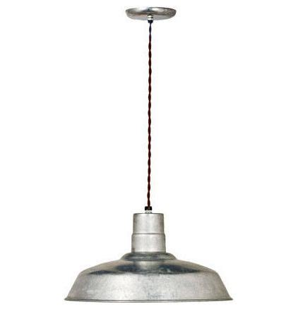 Galvanized Pendant Barn Light Pin By Rhonda Stephens On Farmhouse