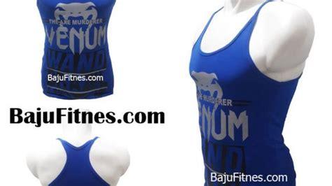 Baju Kaos Venum Blue 089506541896 tri shop tali kecil