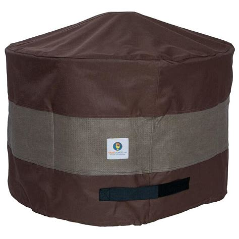 30 pit cover sense outdoor patio pit vinyl cover 02126