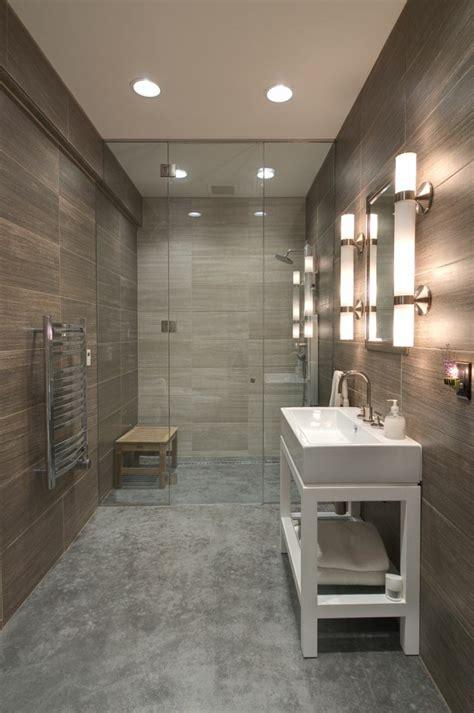 bathroom floor finishes salle de bain b 233 ton cir 233 tendance pour donner nouveau