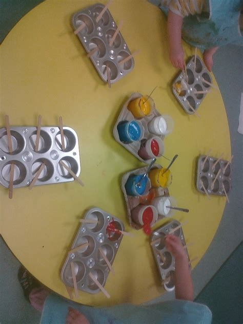 17 best images about preschool learning m is for mixtures on powder paint and