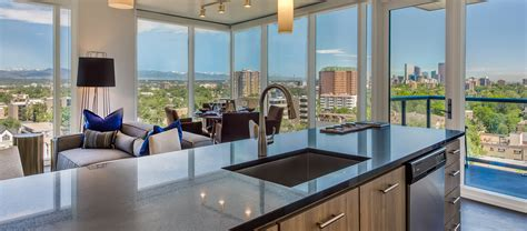 one bedroom apartments in denver co towers ii and iii studio 1 2 bedroom apartments in