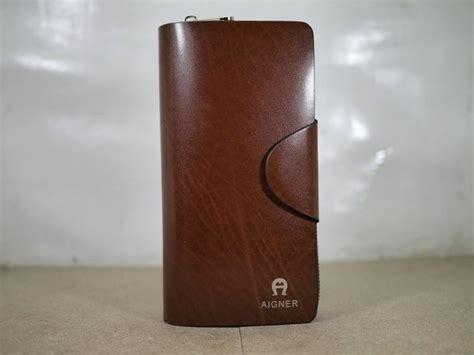 Dompet Velcro Sarung Hp Gesper 78 jual pusat aksesoris pria dompet wanita branded aigner dcwa brown jk322 di lapak ks2750 store