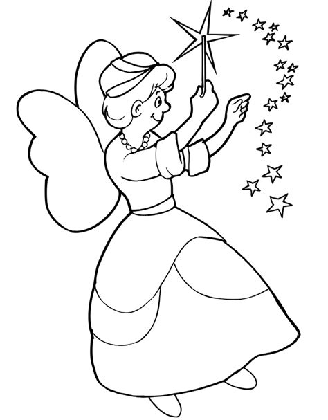 fairy tale coloring pages coloring home
