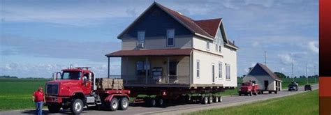 house movers minnesota thein movers house and structural moving in minnesota home since 1892 historic