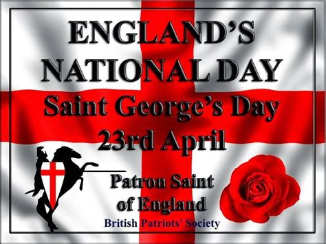S Day Uk 60 George S Day 2017 Wish Pictures And Images
