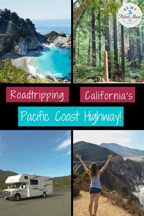 California Pch Itinerary - the perfect california road trip 360 travelling