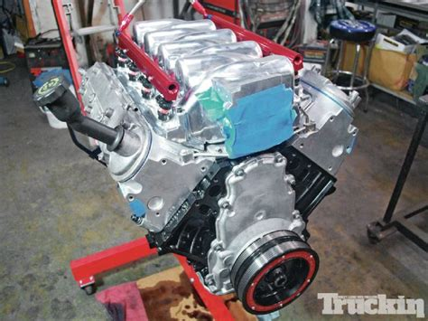 6 0 chevrolet motor budget friendly horsepower 6 0l ls engine truckin