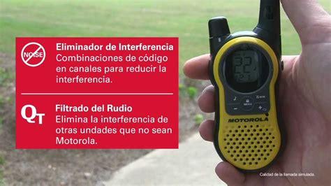 Motorola Mh230 motorola talkabout mh230 espa 241 ol