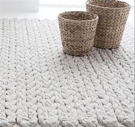 alfombra ganchillo taller alfombra de ganchillo xl uolala