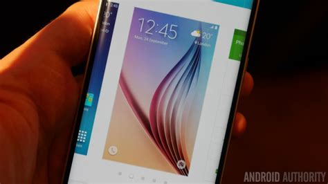 themes samsung galaxy s6 edge samsung galaxy s6 theme tool said to be released in april