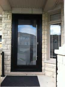Modern Glass Front Door Modern Contemporary Frosted Glass Front Fiberglass Door
