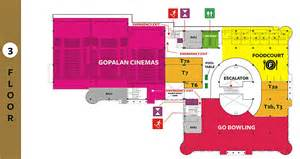 floor plan of a shopping mall gopalan arcade mall floor plan gopalan mall shopping