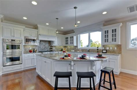 home design ideas large kitchen island with seating and
