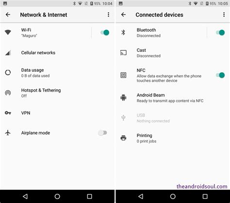reset android internet settings android oreo 8 0 settings guide where are your options