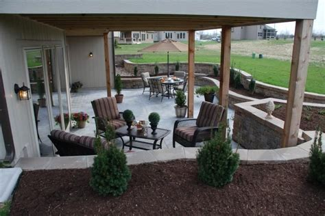 walkout basement backyard ideas patio ideas in the yard pinterest verandas patio