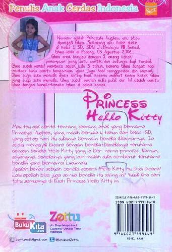 Buku Anak Learning Series Hello bukukita princess hello toko buku