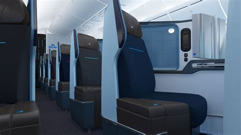klms    flight wi fi  world business class seats