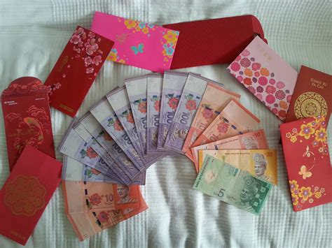new year ang pow rate malaysia malaysians guide to cny ang pows and how much they