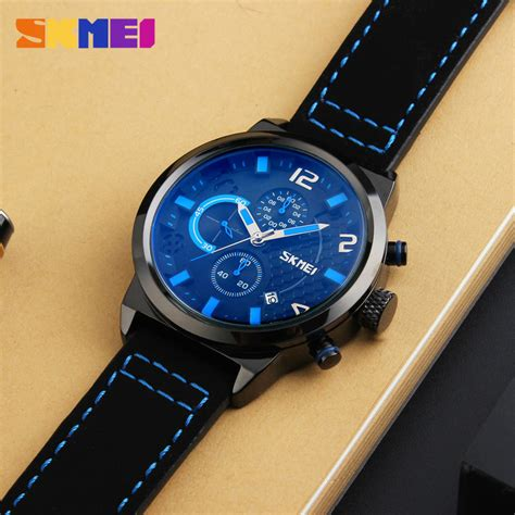 Skmei Jam Tangan Analog Pria 9149cl Black Blue New Sale skmei jam tangan analog pria 9149cl black white jakartanotebook