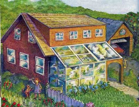 build a green home how to build a passive solar water heater green homes