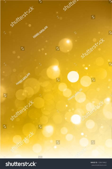 html background image size beautiful golden background a4 size stock vector