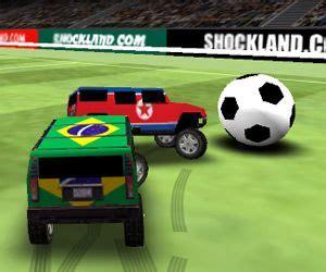 hummer soccer mundial hummer football unidad juegos 3d
