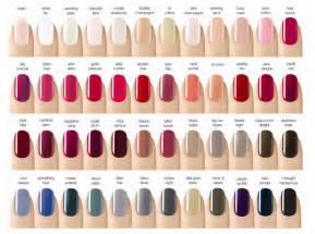 opi color names opi nail color chart