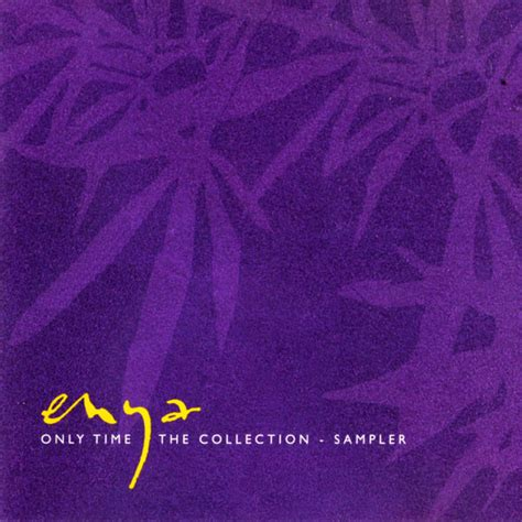 enya only time enya only time the collection sler cd at discogs